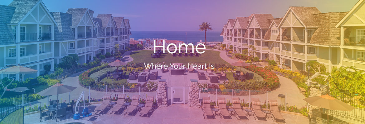 Home where your heart is